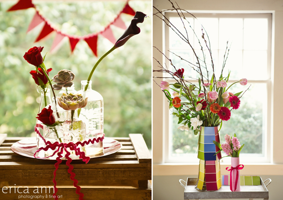 As You Wish Floral Design Early Spring Wedding At The Hy: Floral Inspiration For The TODAY Show! Portland Wedding
