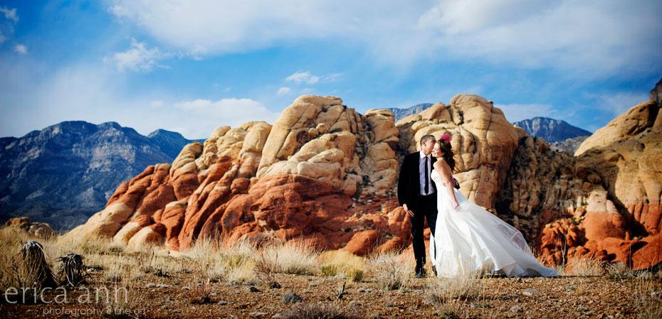 Red Rock Desert Wedding Sal Cincotta S Wppi Work Blog
