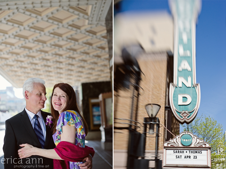 Heathman Hotel Portland Wedding Photographer
