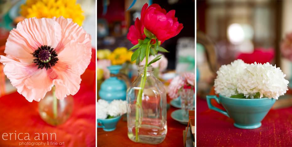 Geranium Lake Flowers Portland Wedding Florist Photographer