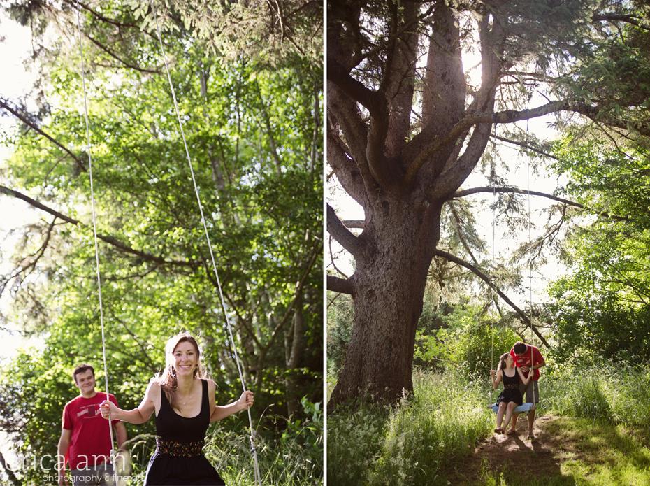 Oregon Coast Engagement Photography