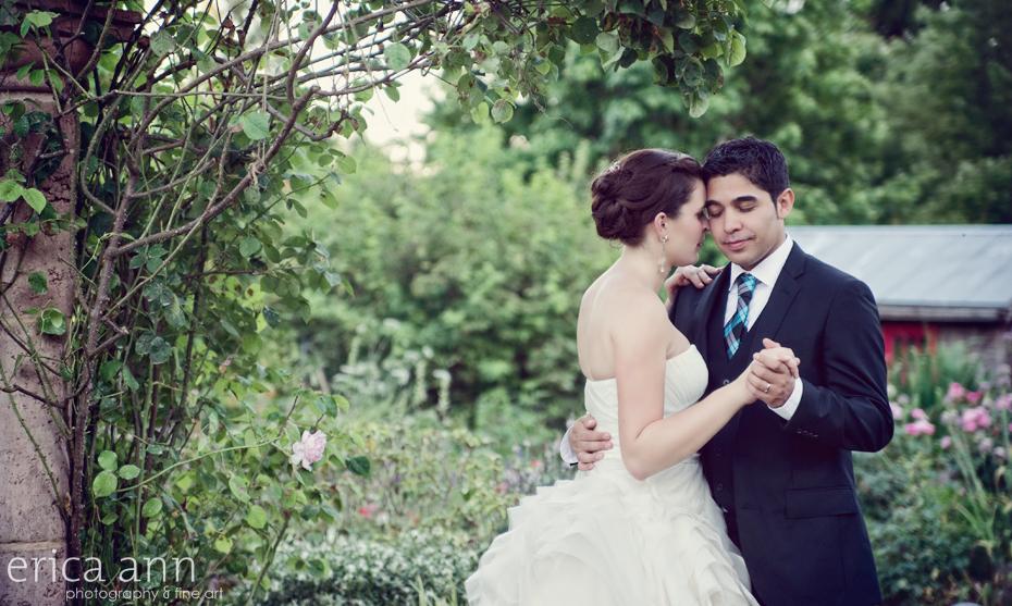 DeArmond Estates Portland Wedding Photographer
