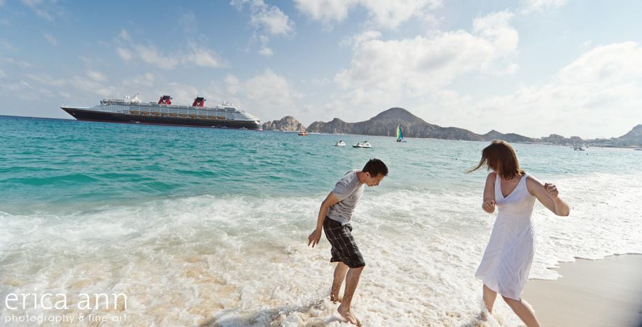 Cabo San Lucas Disney Cruise Wedding