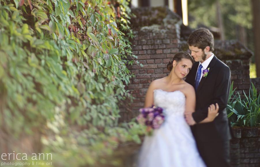 Bozarth mansion wedding spokane wa