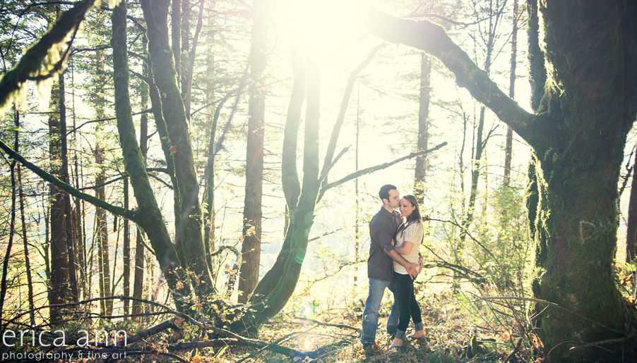 Bald Peak Engagement Photography