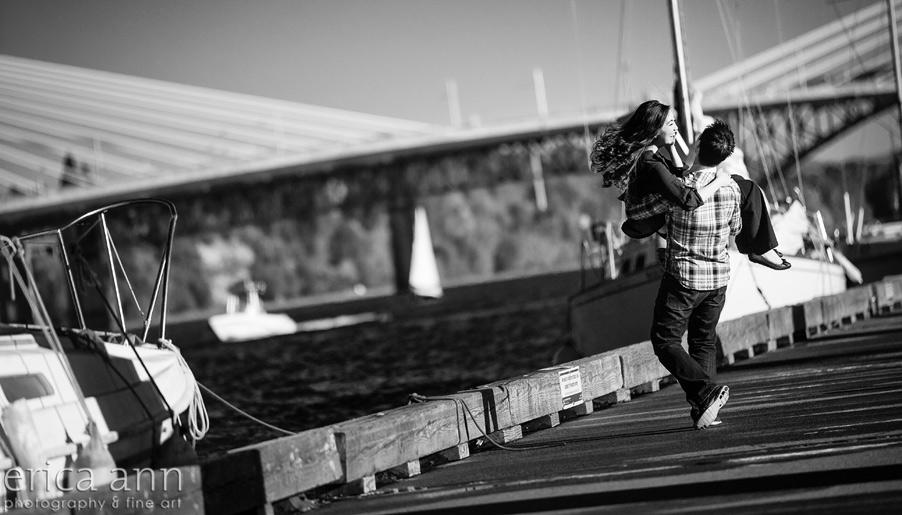 portland waterfront engagement