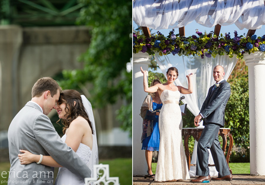 Cathedral Park and Water Oasis Weddings