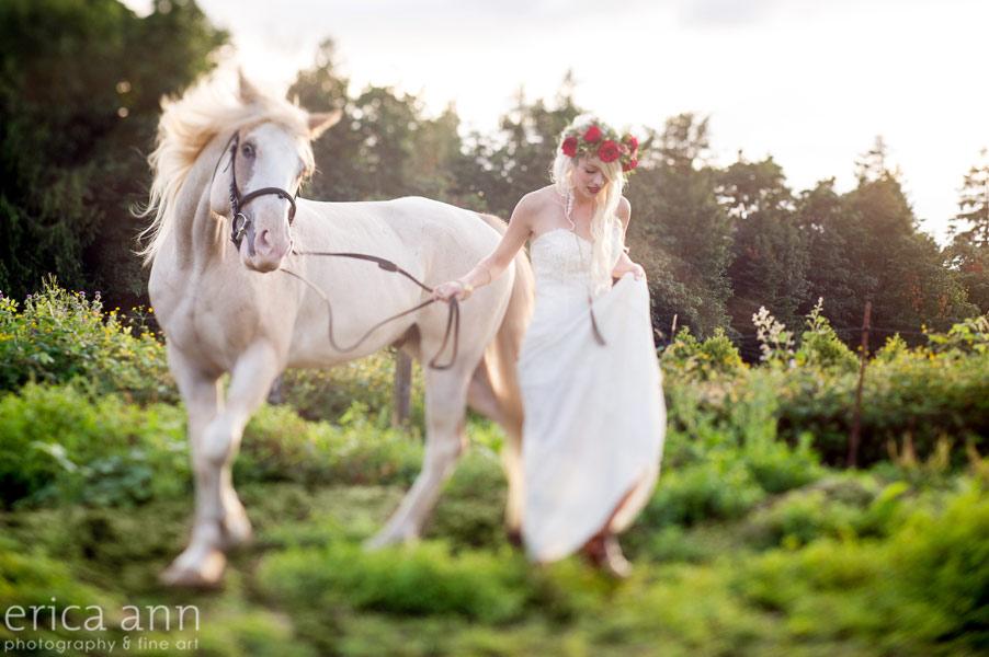 Portland Bridal Photoshoot