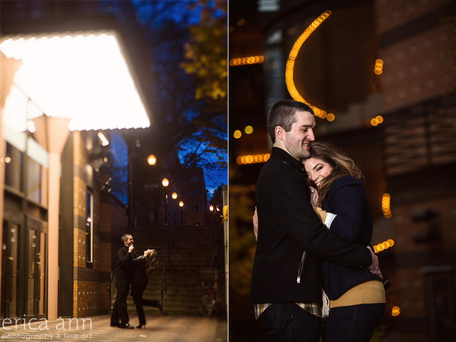 Portland Engagement Photography