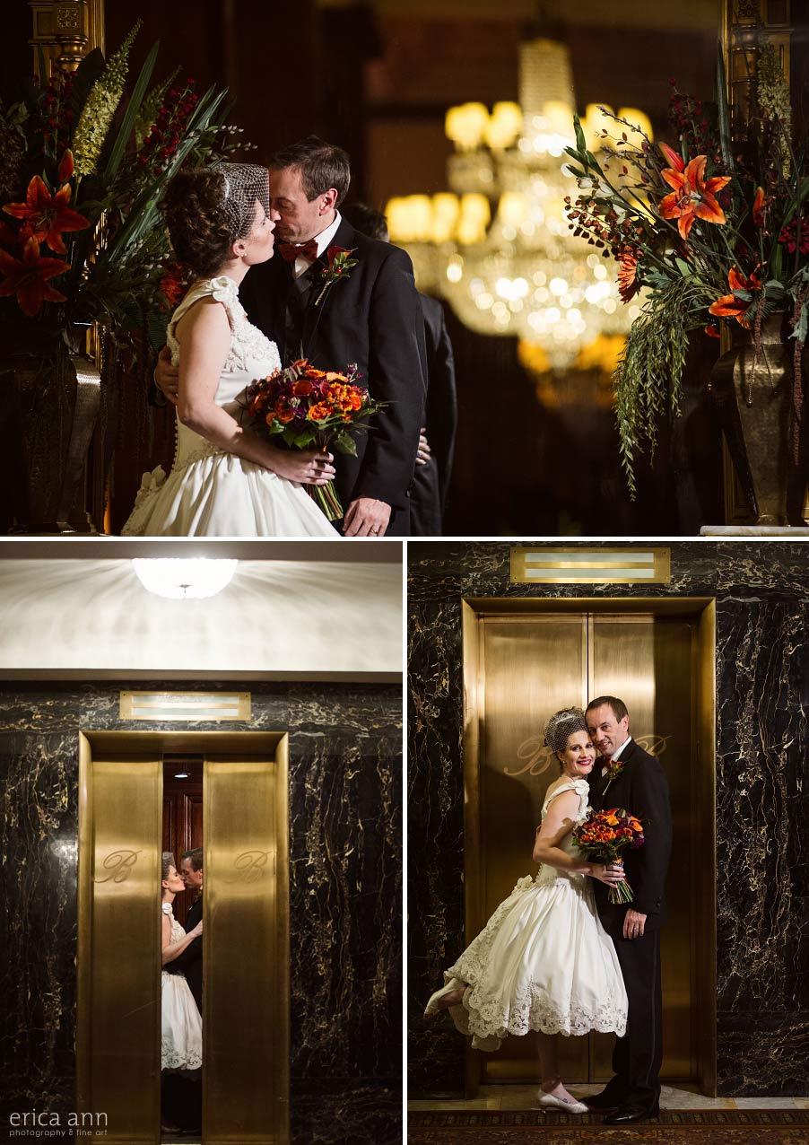 Benson Hotel Wedding