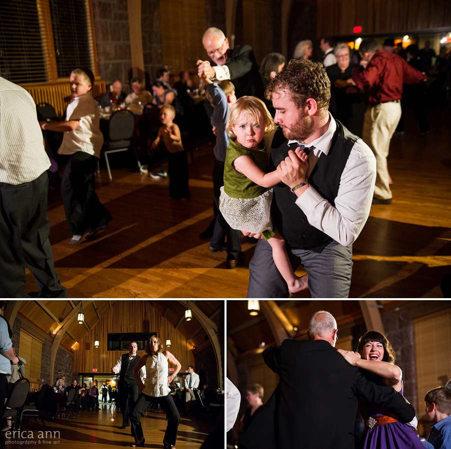 Hillsboro Wedding Reception