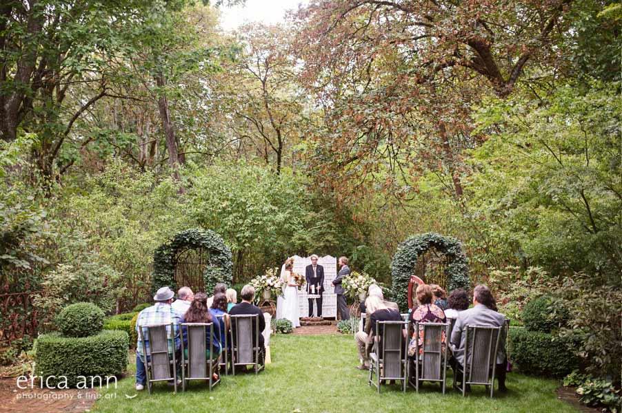 Historic Deepwood Estate Wedding Ceremony