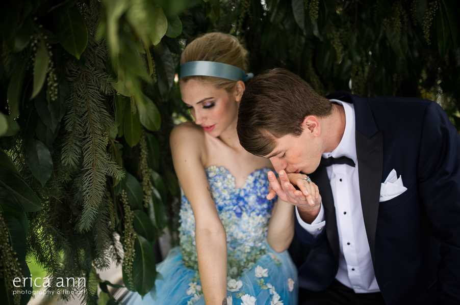 Cinderella Wedding Inspiration Photoshoot