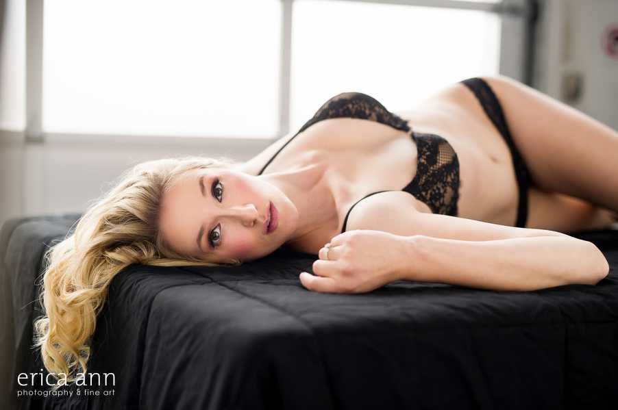 Sexy Portland Boudoir Photoshoot
