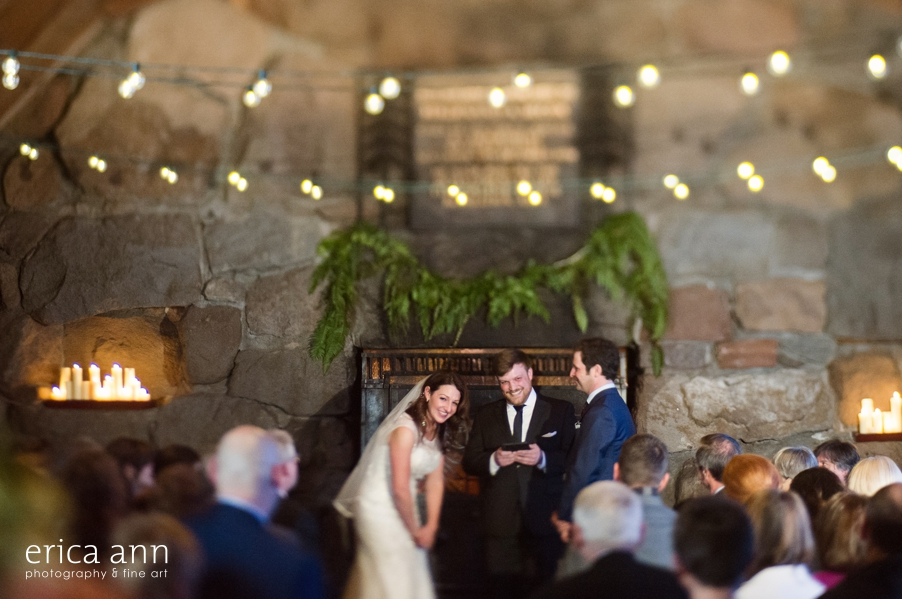 Silcox Hut Wedding