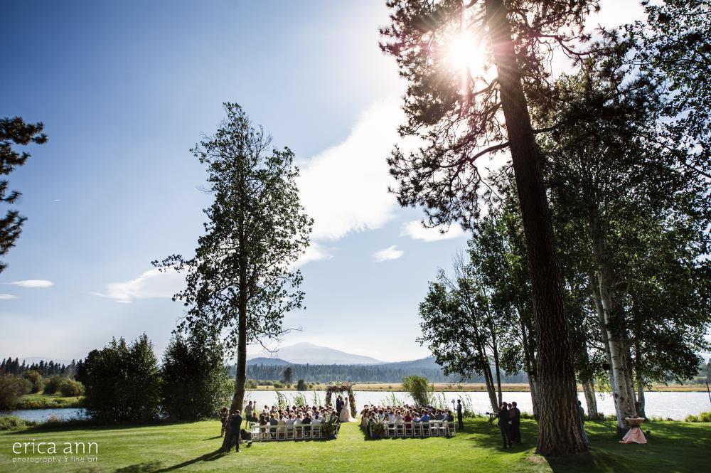 Black Butte Ranch Wedding