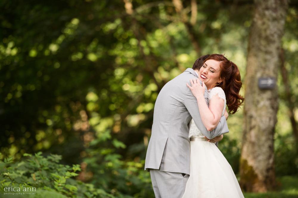 Bridal Veil Lakes Wedding