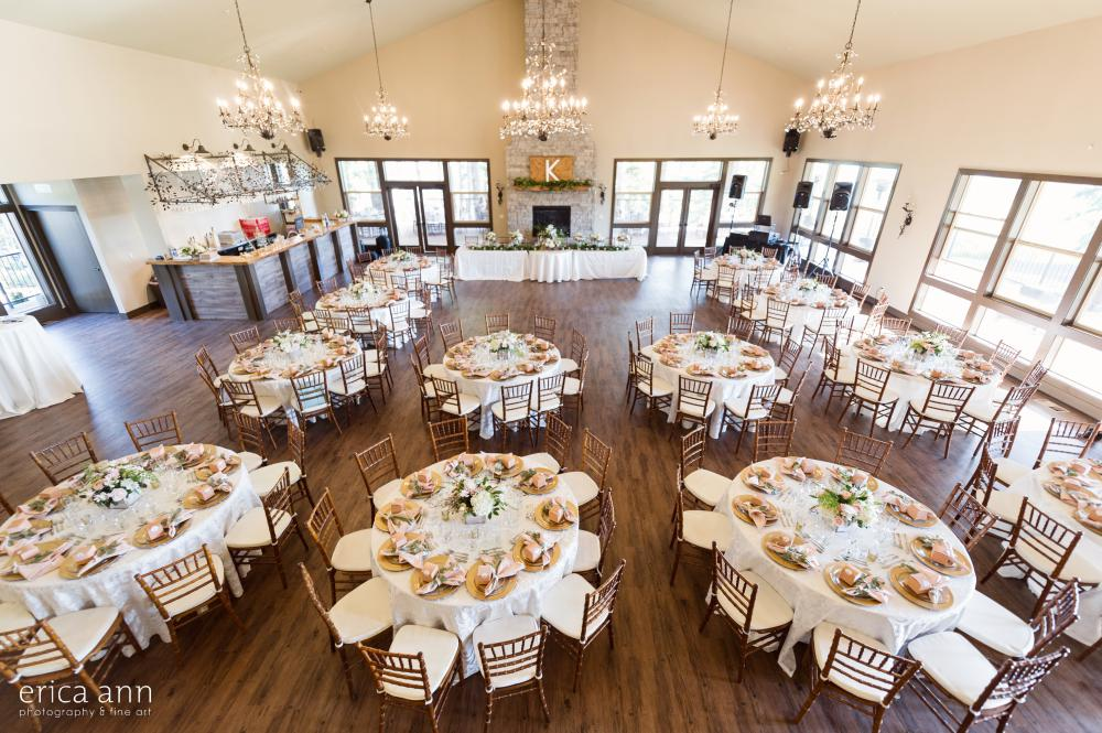 Empress Estate Wedding Reception
