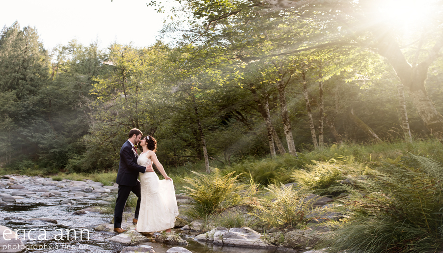 Intimate Private Property Wedding