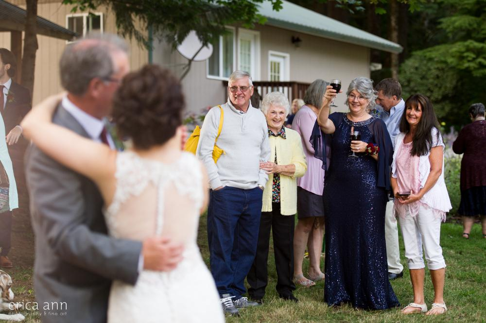 Private Property Wedding