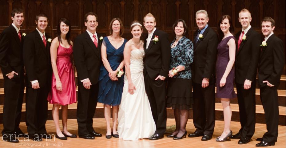 Spokane Wedding Photography Album