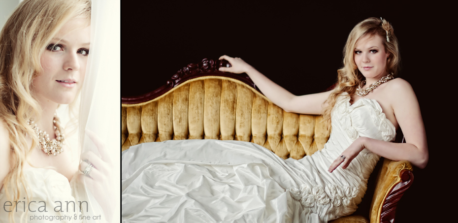 Bridal Photoshoot - Portland Wedding Photographer