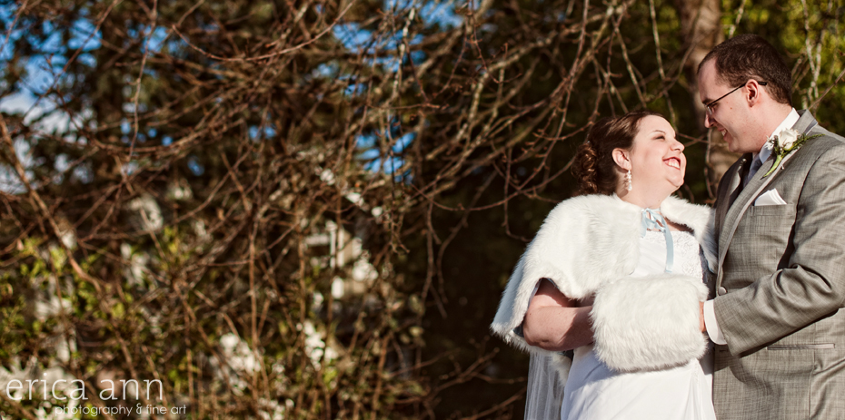 Kris and James - Silverton Wedding Photography