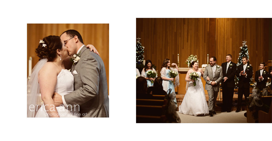 Portland Oregon Wedding Album Photography