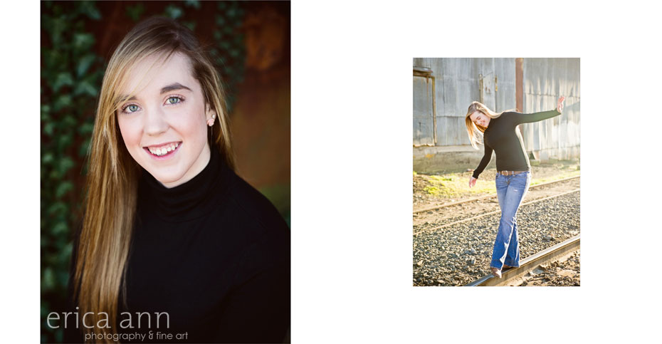 Newberg Senior Photographer