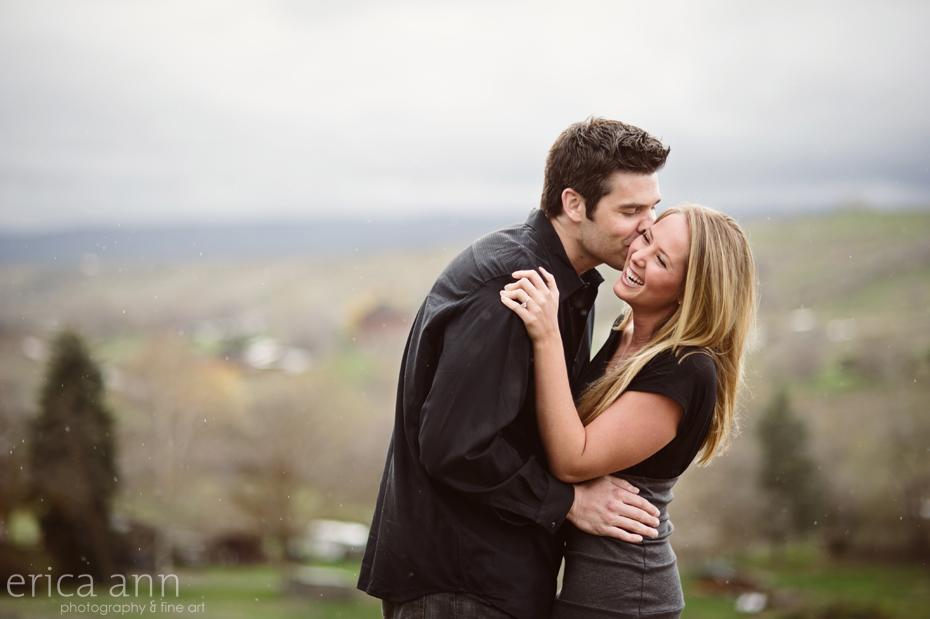 Yakima Engagement Photography - Portland Wedding Photographer