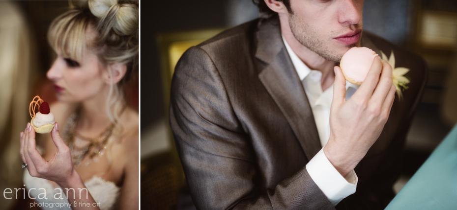 Rococo Wedding Inspiration Portland OR Photographer