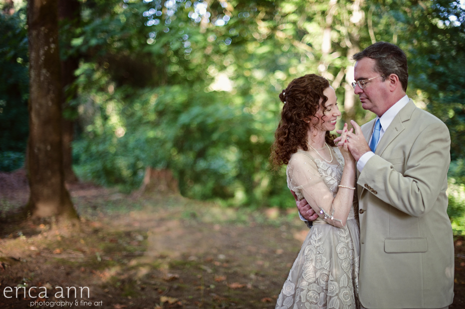 Jennifer and John - Oregon Wedding Photographer