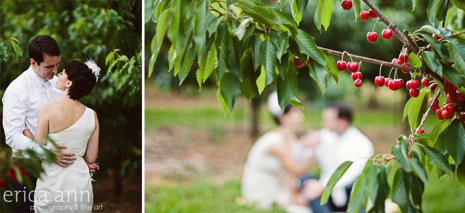 Hood River Wedding Photographer