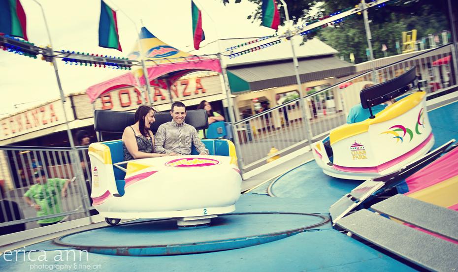 Oaks Amusement Park Portland Oregon Photographer
