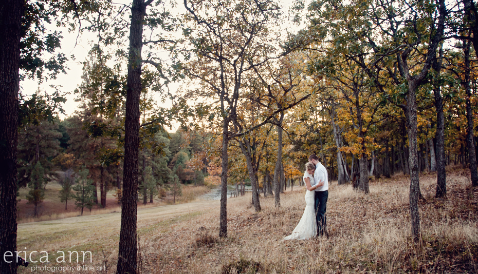 Ashley and Curtis - The Dalles Ranch Wedding, The Dalles Oregon Wedding Photography
