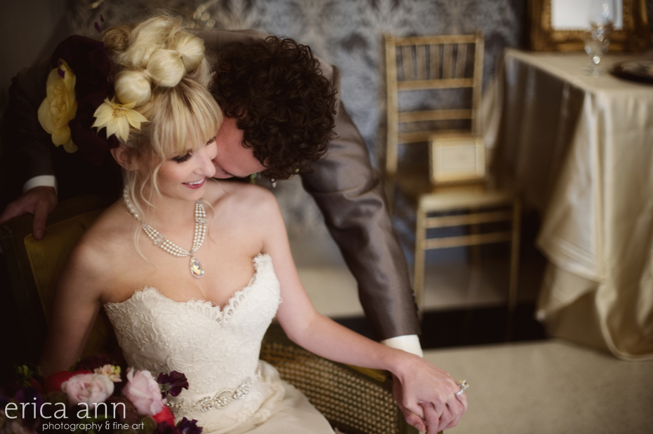 Luxe Bridal Event Erica Ann Photography