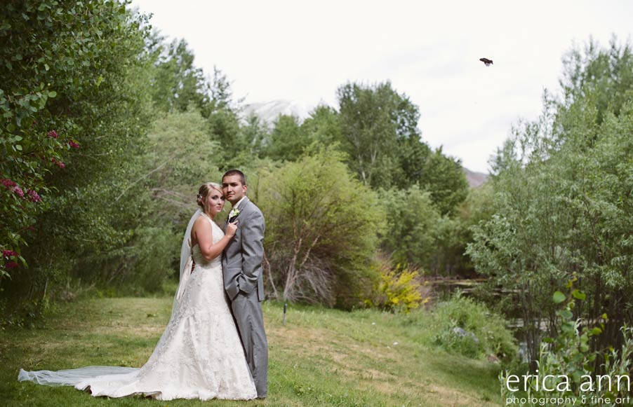 Idaho Mountain Wedding Photography