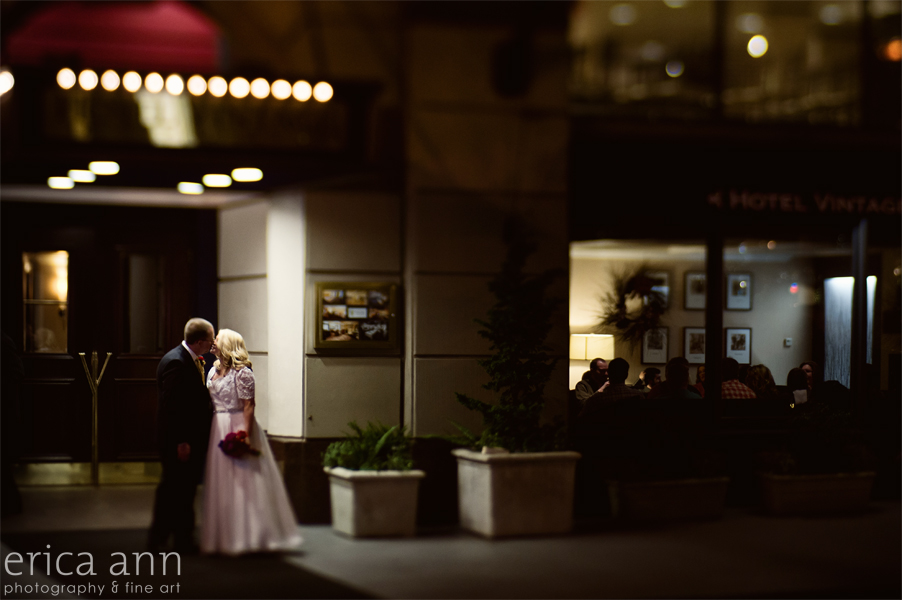 Portland Wedding Photographers New Years Eve
