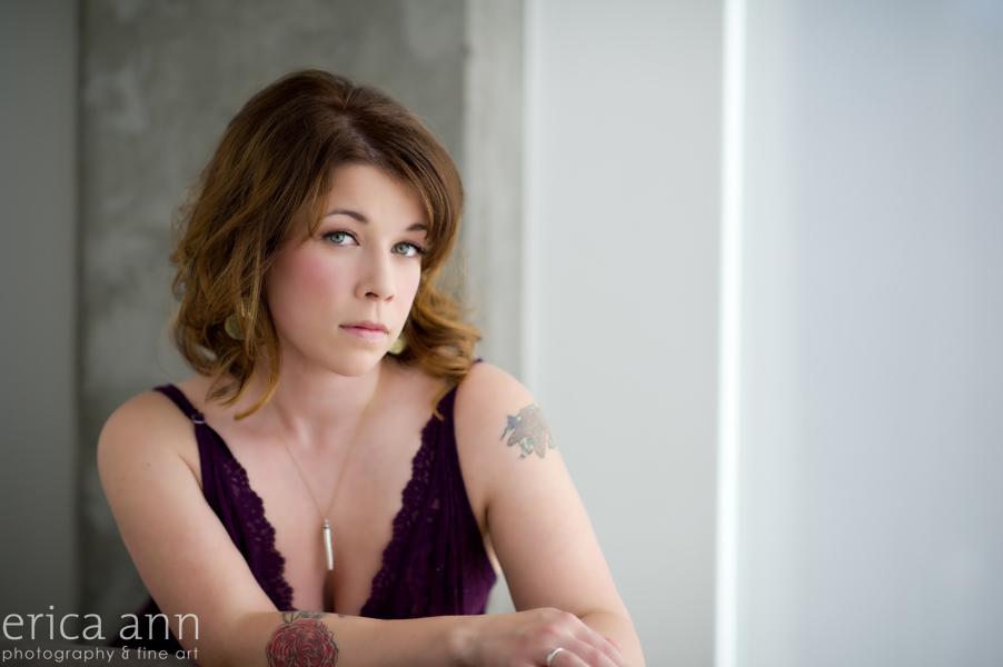 Portland Boudoir and glamour Photographers