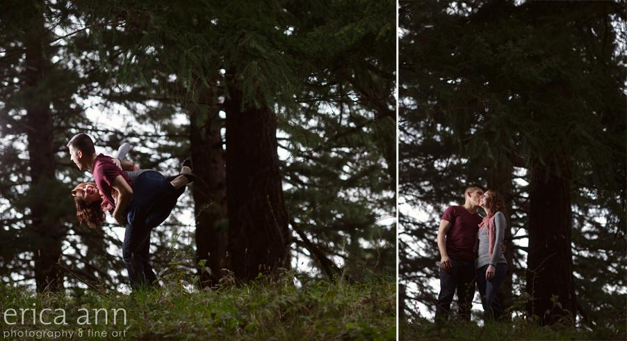 Portland Engagement Photographer