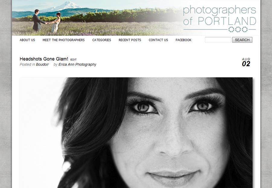 Photographers of Portland