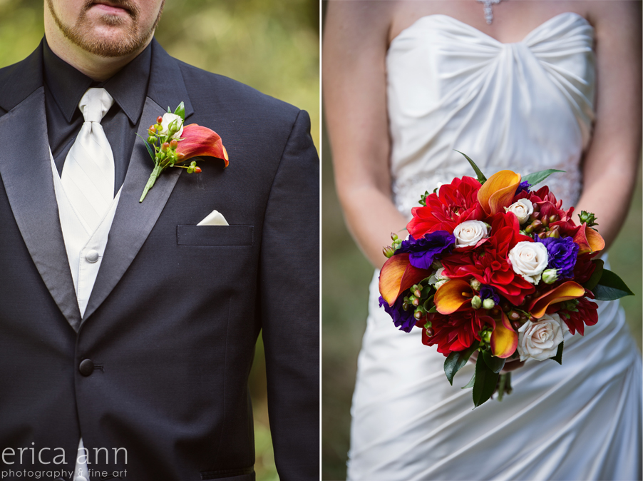 The Forestry Center Wedding Photos Florals
