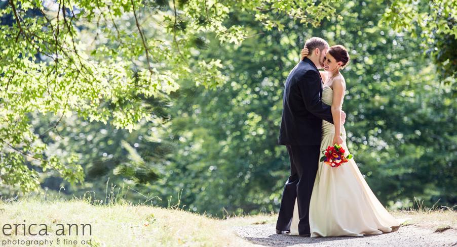 The Forestry Center Wedding Photos