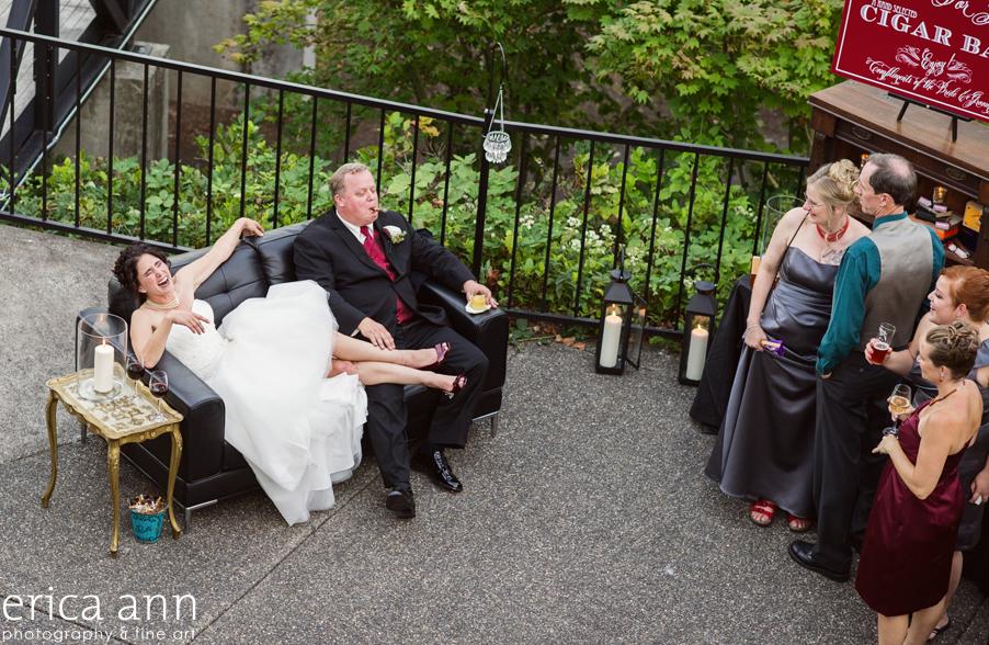 The Foundry Wedding in Lake Owego