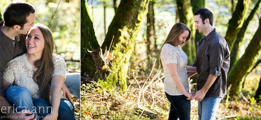 Bald Peak Engagement Photography