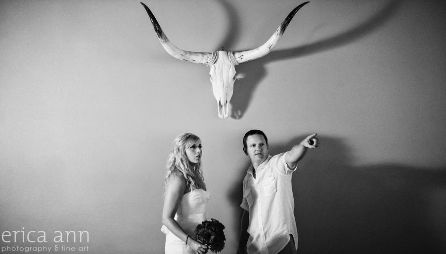 Urban Studio Winter Wedding Reception Photographers