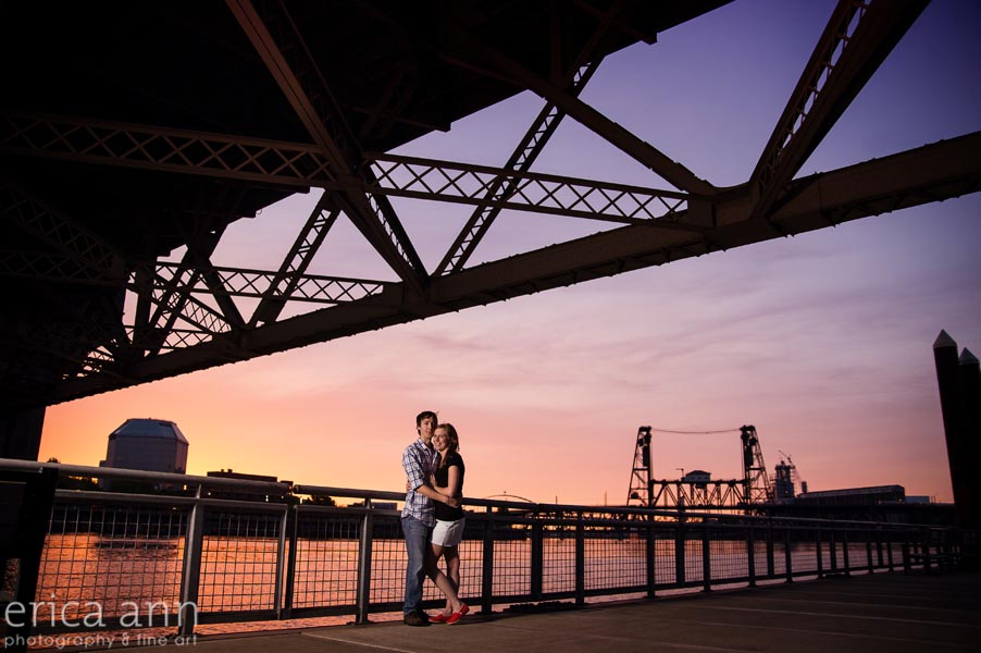 surprise-sunset-proposal