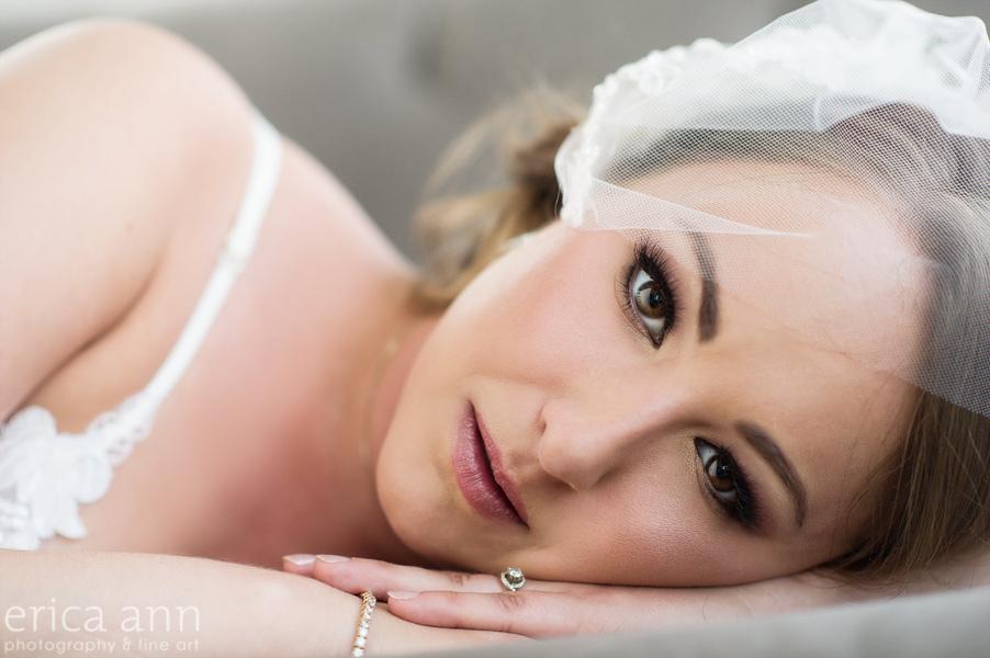 Serene Bridal Boudoir