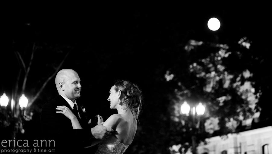 The Tiffany Center Wedding Moon