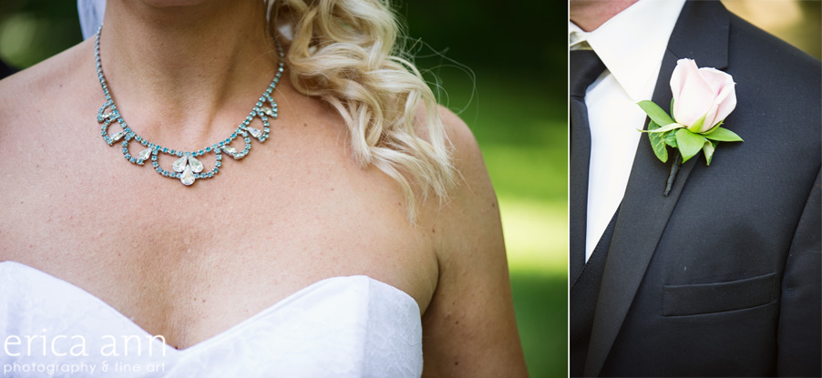 Bridal Jewelry and Boutineer